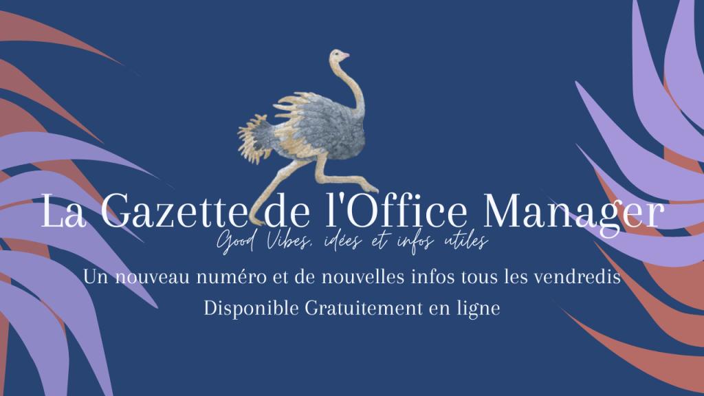 La Gazette de l'Office Manager
